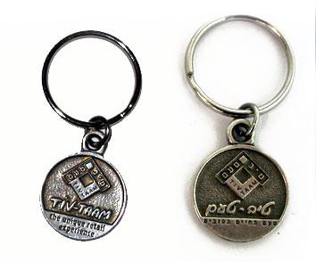 מחזיקי מפתחות לפרסום | משחרר עגלות במרכול