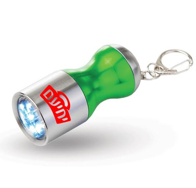 מחזיקי מפתחות פנס |פנס לד