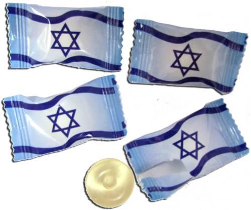 סוכריות דגל ישראל