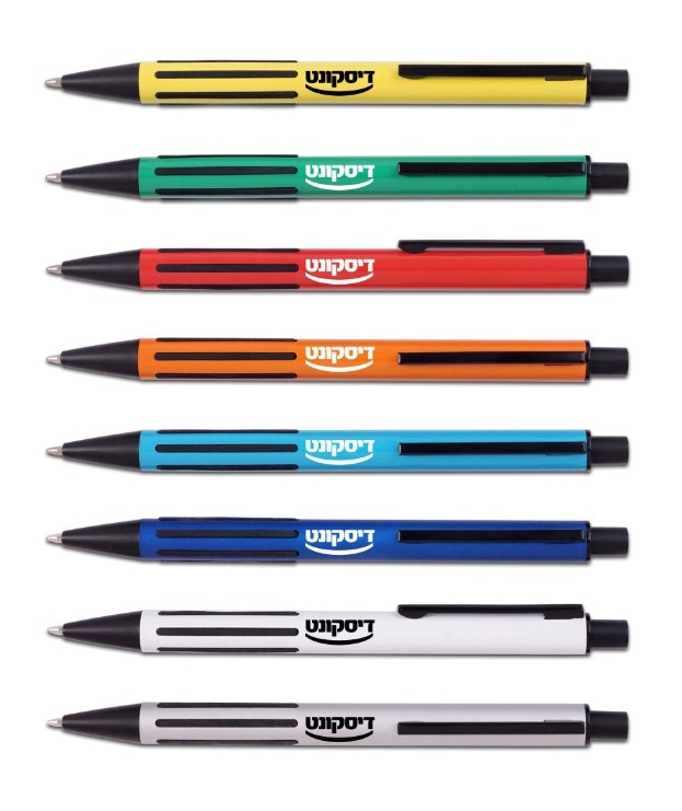 עטי מתכת לפרסום | עט מתכת