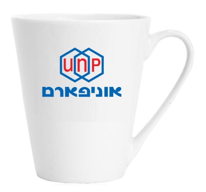 הדפסת לוגו על כוסות