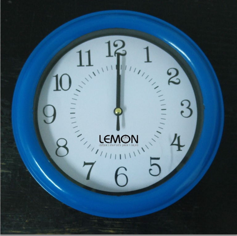 שעונים מעוצבים לקיר