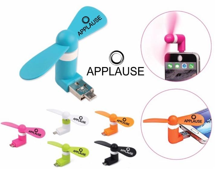 מאוורר לטלפון נייד USB