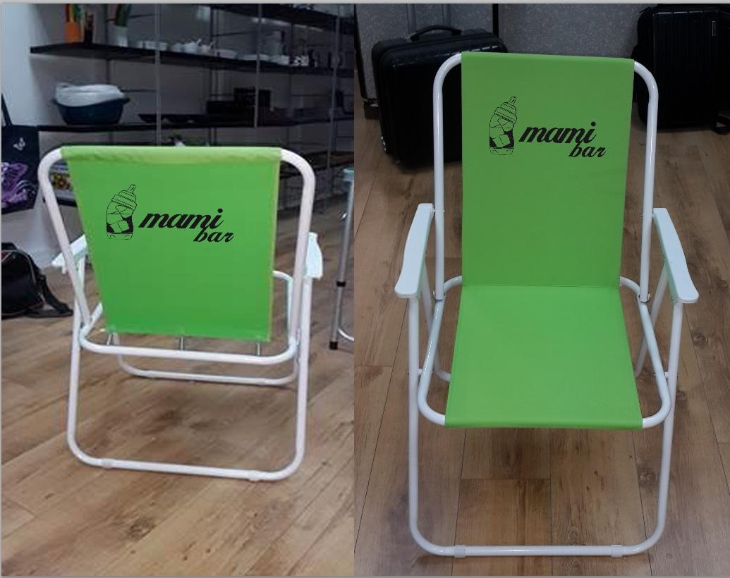 כסא מתקפל לים