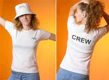 חולצה צמודה | חולצות ספורט נשים  | חולצות ריבס