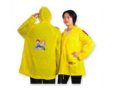 מעילי גשם לילדים