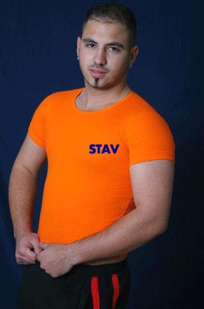 חולצות צמודות | חולצת ריבס צמודה