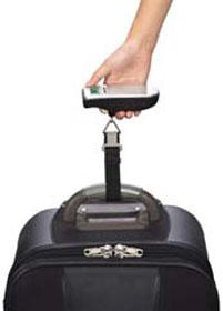משקל למזוודות  | משקל מזוודה