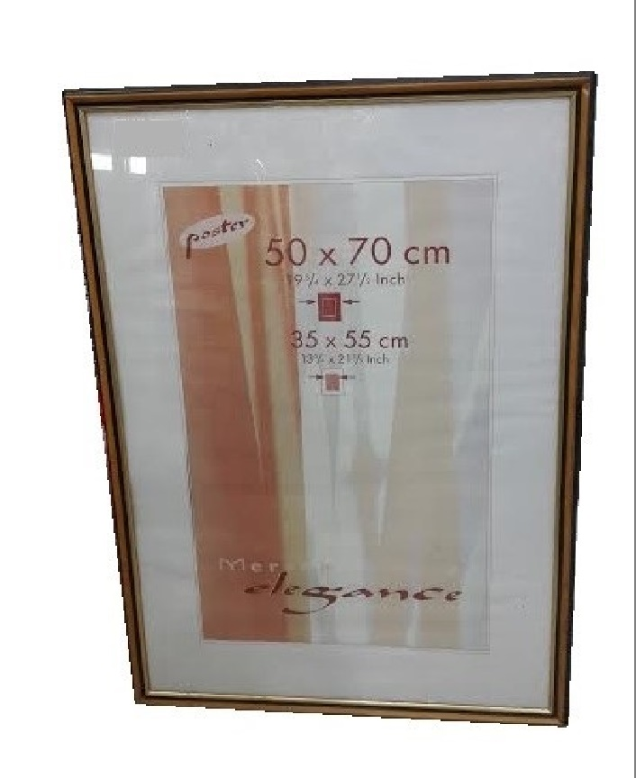 מסגרת לתמונה בגודל 50*70 ס