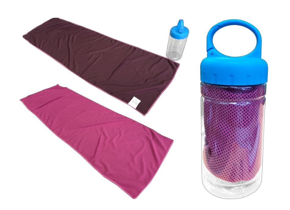 מגבת קירור | מגבת ספורט