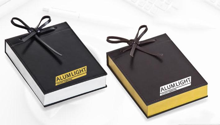 מתנות לרופאים | נייר ממו בכריכת דמוי מעור