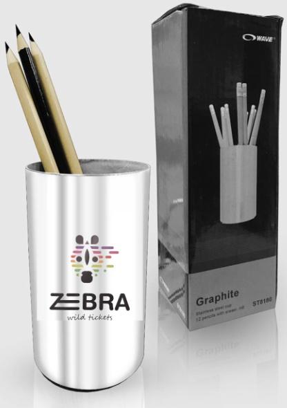 מעמד לעפרונות | כוס לעטים