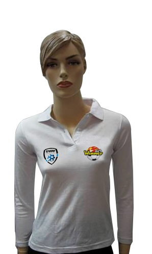 פולו נשים | חולצות פולו שרוול ארוך
