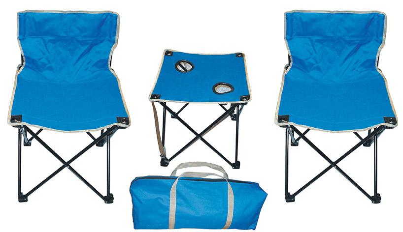 סט כסאות פיקניק+ שולחן מתקפל