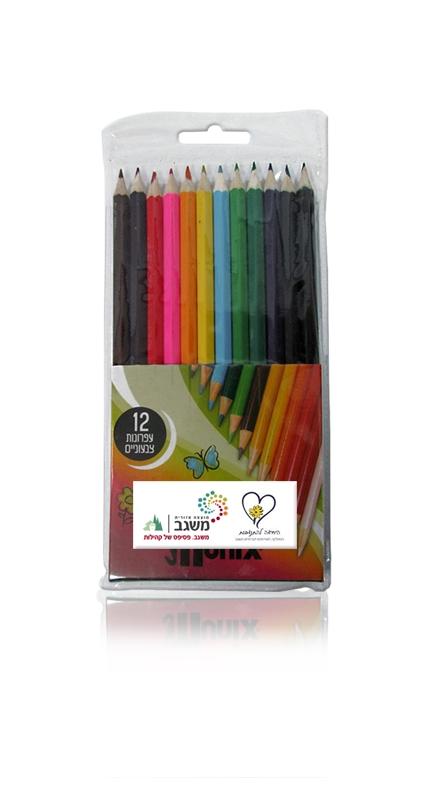 עפרונות צבעוניים | צבעי עפרון