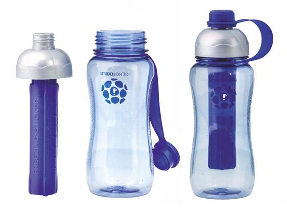 בקבוקים לשתייה | בקבוק עם קרחון