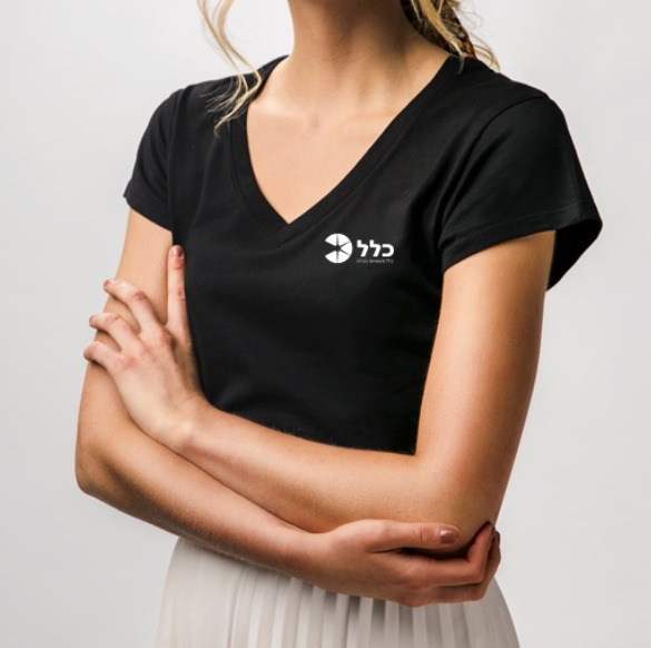 חולצת V וי | חולצות וי ליקרה