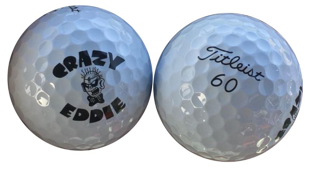 כדורי גולף ממותגים