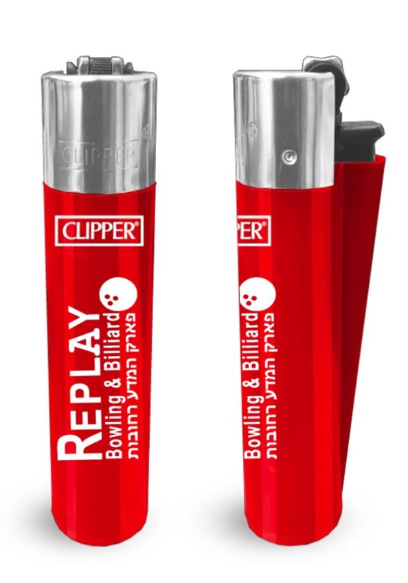 מצתי קליפר | clipper lighters  | קליפרים להזמנה