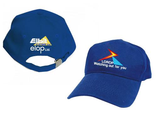 רקמה על כובעים | כובעים רקומים