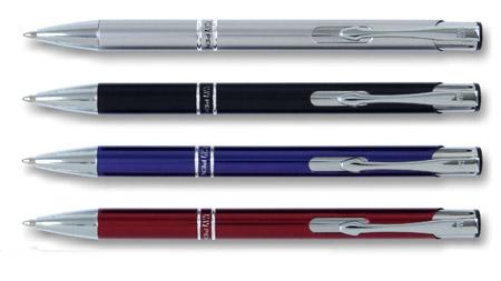 עט עם הקדשה |  עטי מתכת כדורי