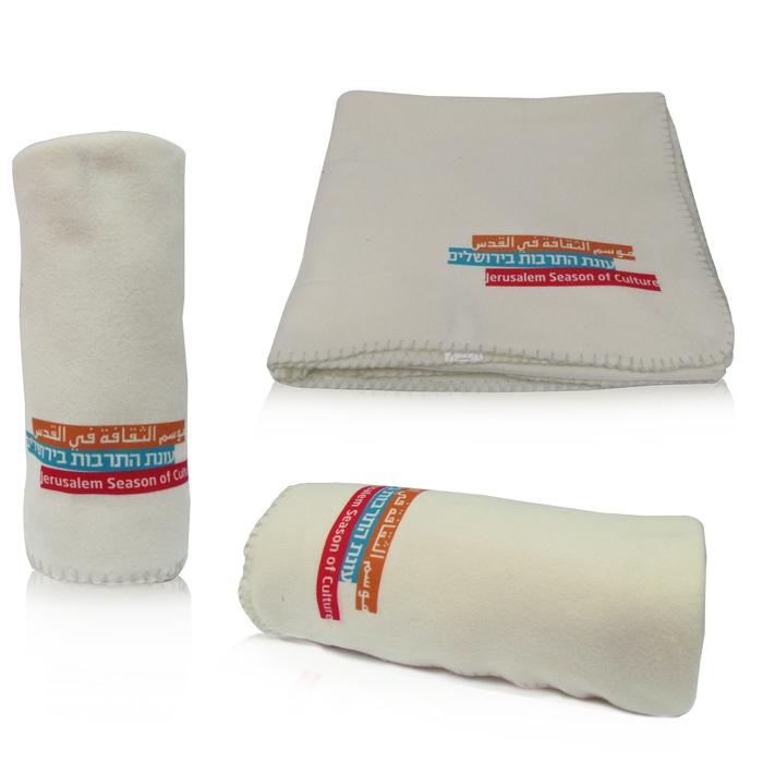 כרבולית | הדפסה על שמיכה