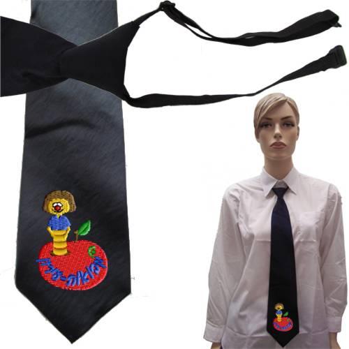 עניבה עם גומי | עניבות לבתי ספר