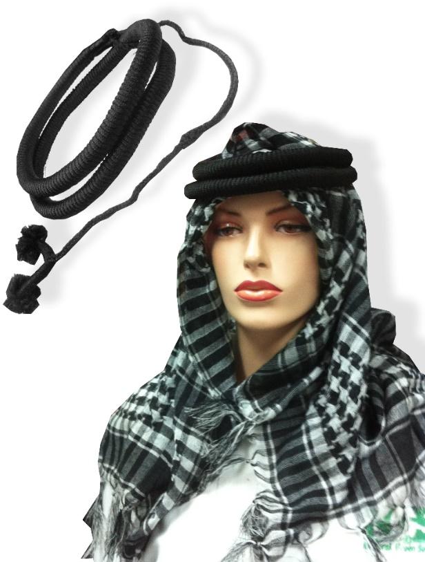 עקאל | כפיה | כיסוי ראש ערבי