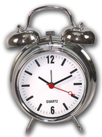 שעון מעורר | שעון שולחני