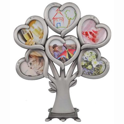 עץ משפחה ל 6 תמונות