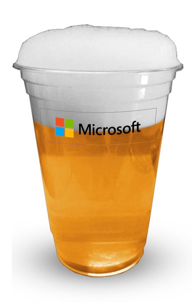 כוסות בירה חד פעמיות | כוס פלסטיק לבירה