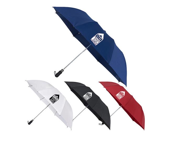 מטריה מתקפלת גדולה 27 אינטש