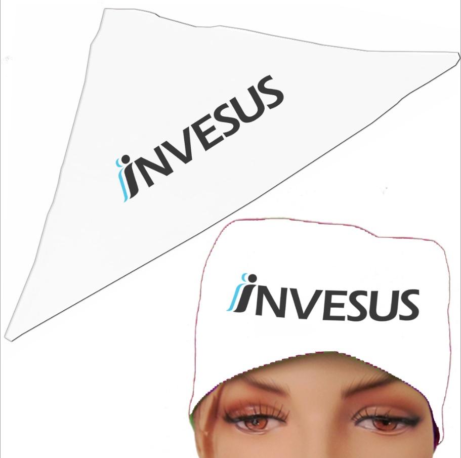 הדפסה על בנדנות | בנדנה עם לוגו