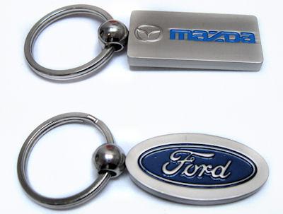 מחזיק מפתחות סמל לרכב