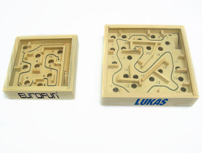 משחק מחשבה | משחק מבוך מעץ