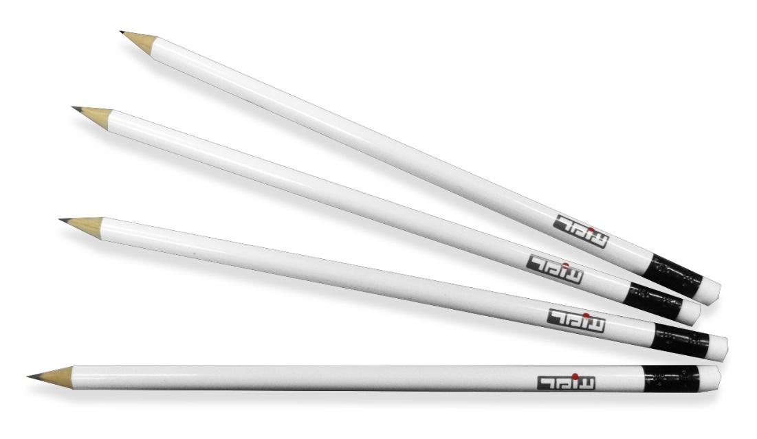 עפרונות מודפסים |  הדפסה על עיפרון