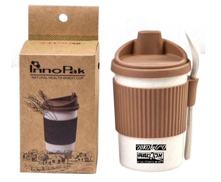 כוס תרמית מבמבוק