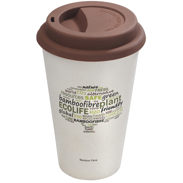 כוס תרמית מבמבוק ממוחזר