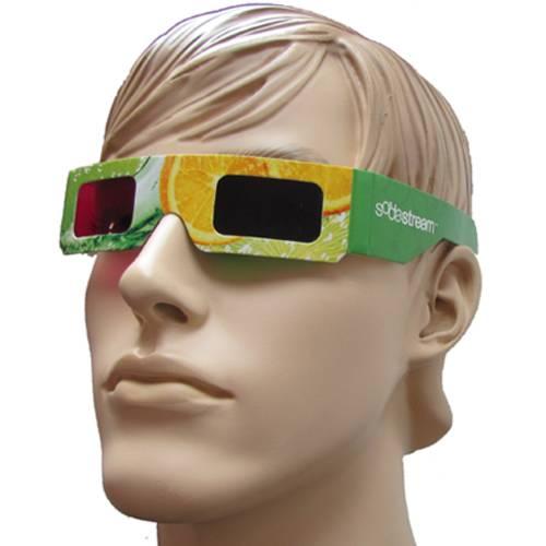 משקפי תלת מימד מקרטון