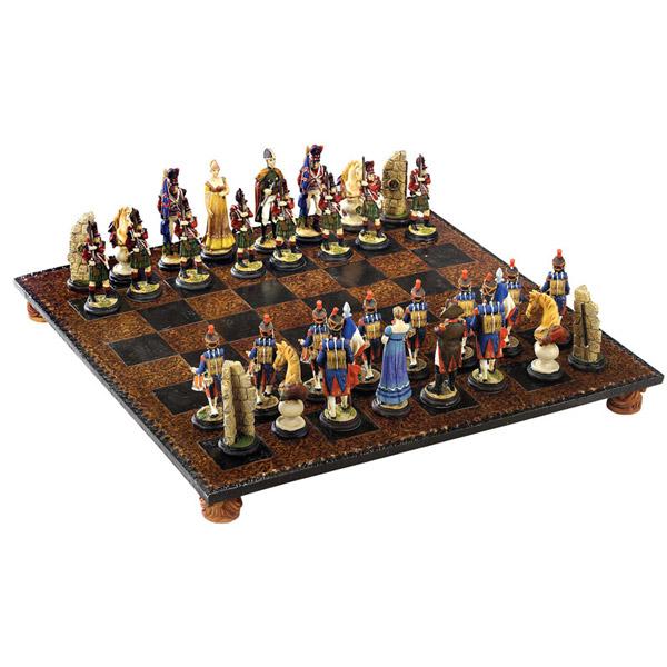 מתנות למנהלים בכירים |שחמט קרב ווטרלו