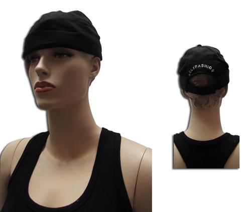 כובע ללא מצחיה | כובע עם לוגו