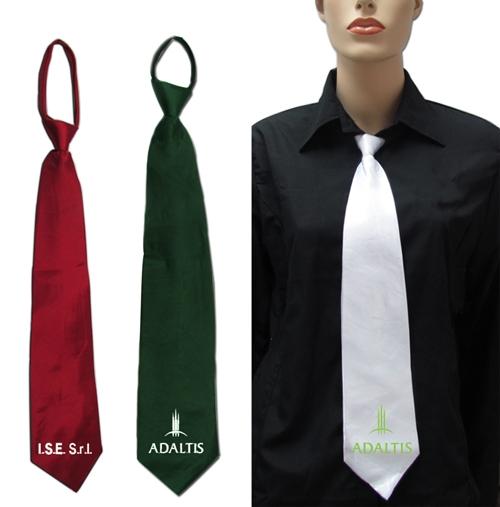 עניבה לבנה לגברים | עניבות מודפסות
