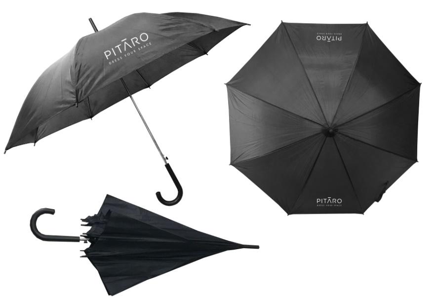 מטריה ממותגת | מתנה לחורף