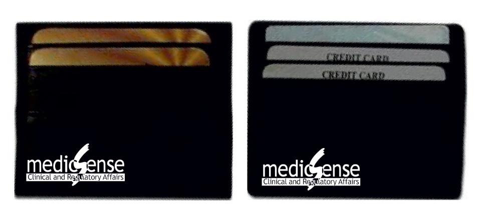 נרתיק לכרטיסי אשראי | ארנק אשראי