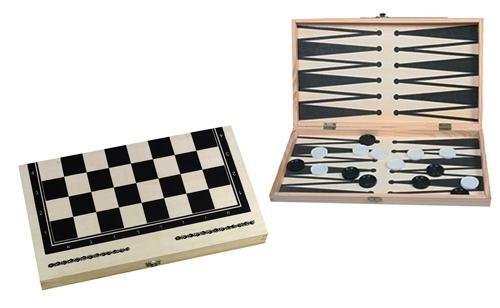 לוח ששבש | משחק שש בש שחמט