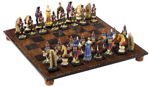 לוח שחמט מיוחד | משחקי שח מט