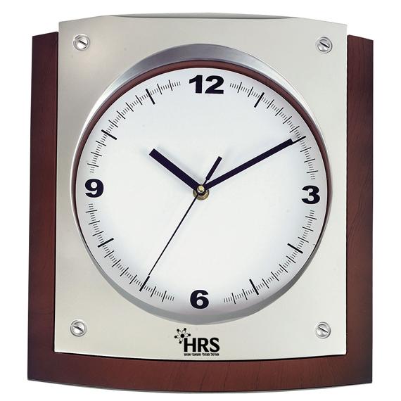 שעון קיר עם הקדשה