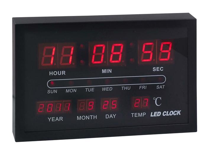שעון דיגיטלי | שעון עם תאריך