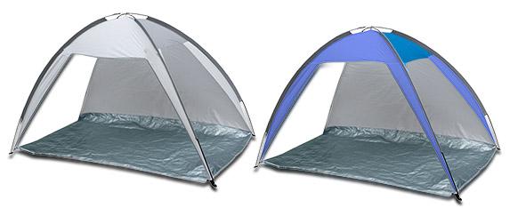 אוהל פתוח לים ולטבע