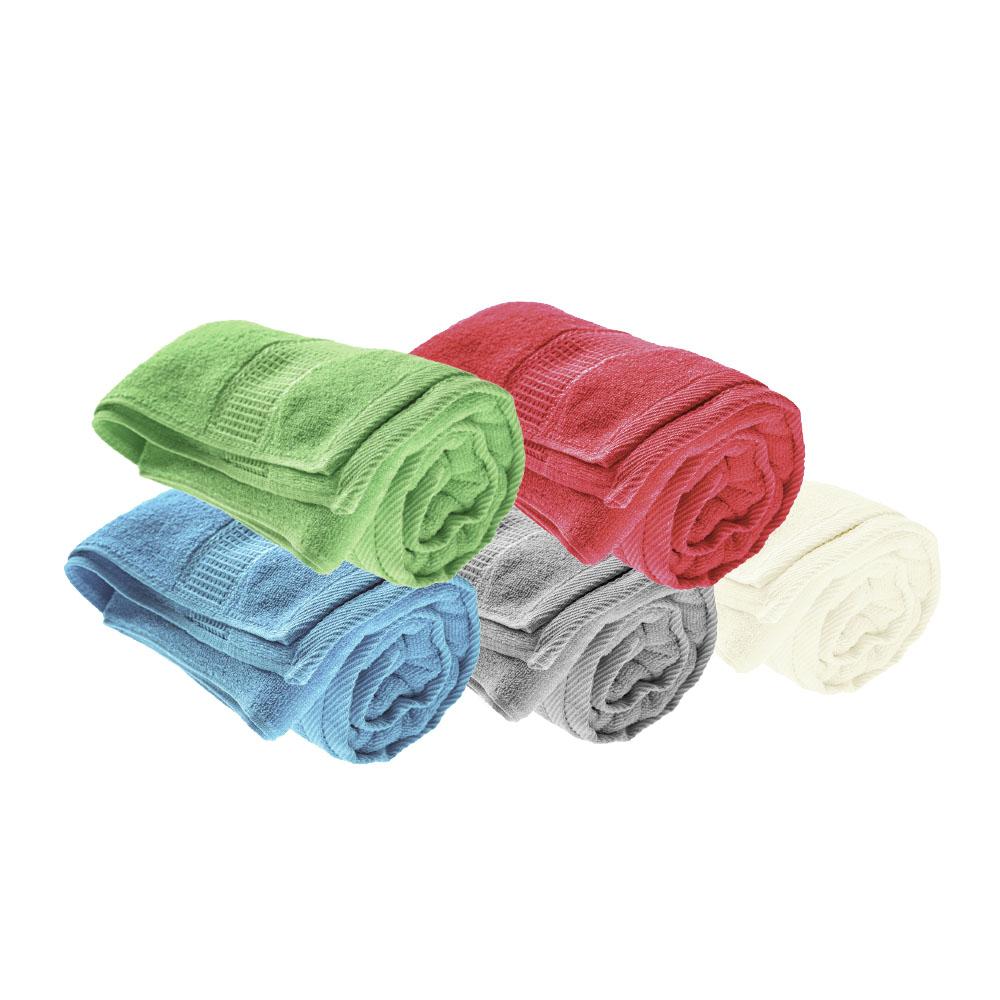 מגבות רחצה | מגבת עם רקמה
